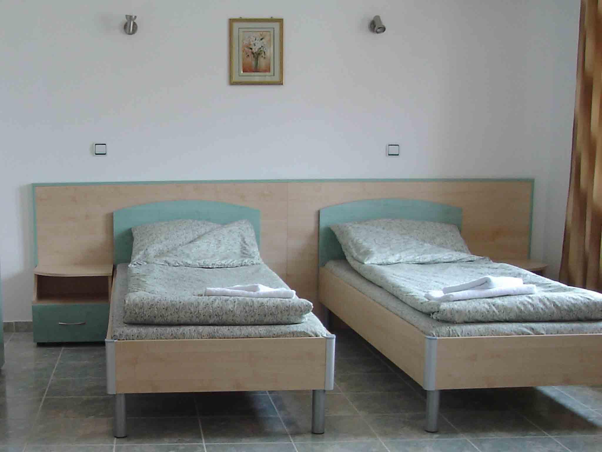 Двойна стандартна разширена стая - хотел Илка Слънчев Бряг